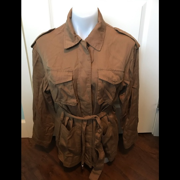 H&M Jackets & Blazers - H&M Trench Coat